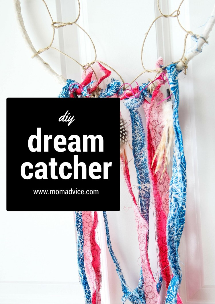 DIY Dream Catcher from MomAdvice.com