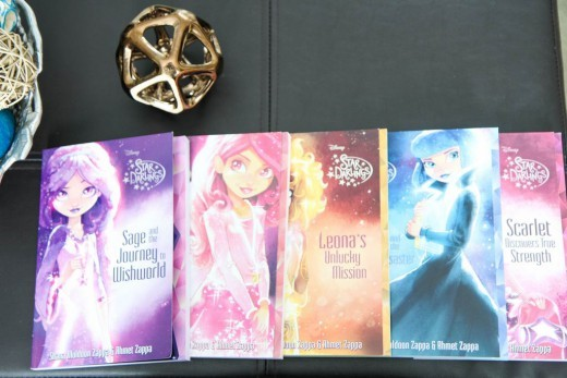 Star Darlings Book Review