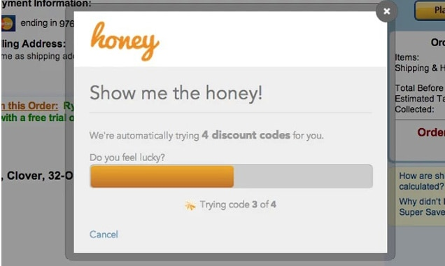 Honey Browser Extension