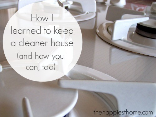 How to Keep a Cleaner House