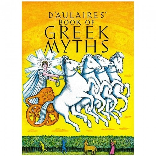 D'Aulaires Greek Myths