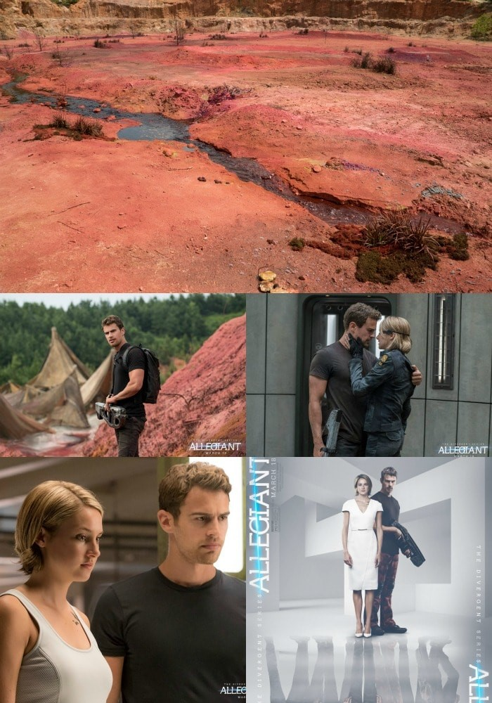 Allegiant Movie (The Divergent Series)