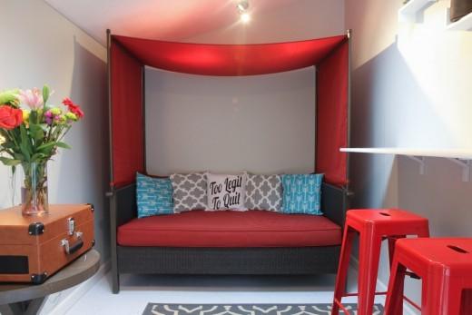 Bringing Outdoor Furniture Indoors