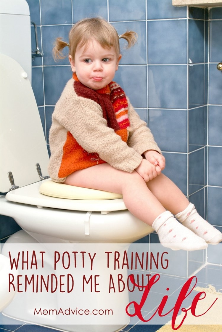 What Potty Training Reminded Me About Life