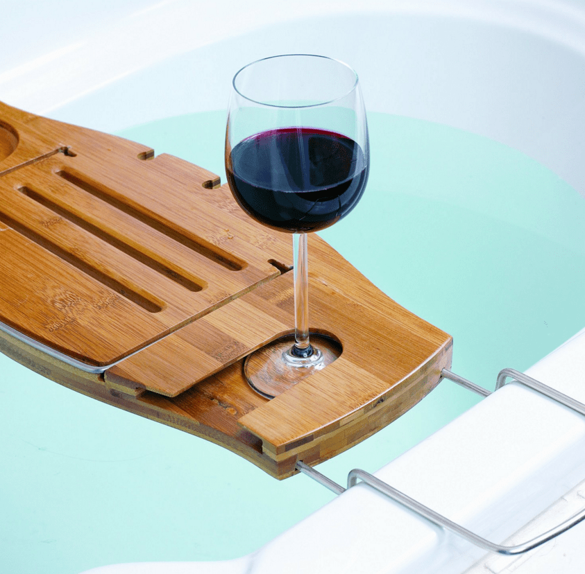 World's Best Bath Tray