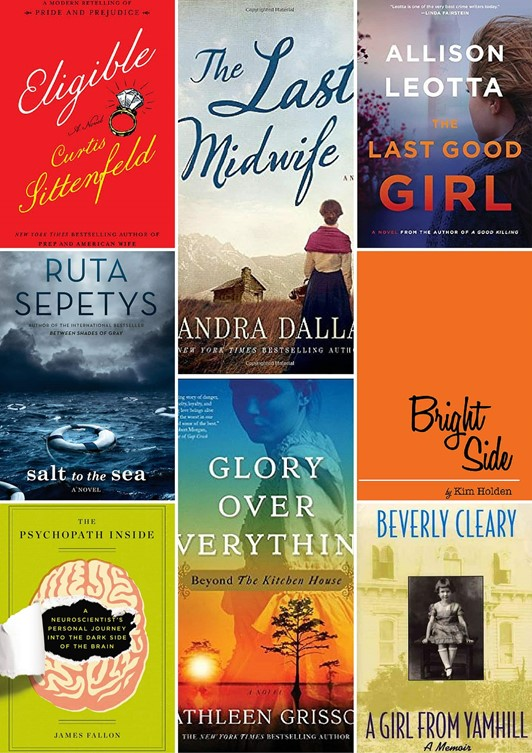 Community Reads for April