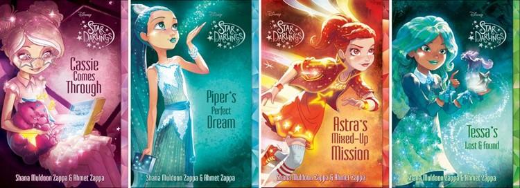 Star Darlings Book Series