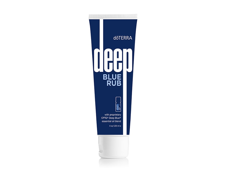 doTerra Deep Blue Rub Cream Review