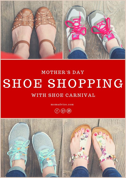 Treat Yourself: Happy Mother's Day from Shoe Carnival ...