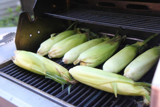 Tips for Grilling Success & Herb-Buttered Grilled Corn ...