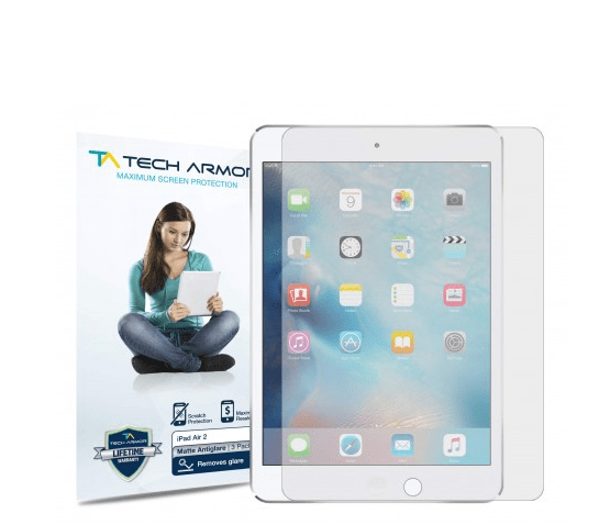 Tech Armor Anti Glare Protectors