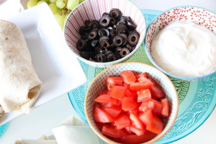 Make-Ahead Sleepover Breakfast Buffet from MomAdvice.com