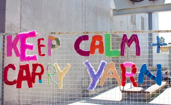 Yarn Bombing via Crixeo