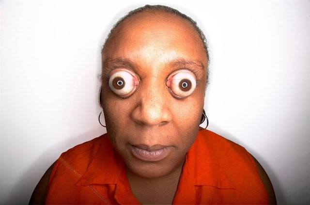 Kim Goodman- Eyeball Popper