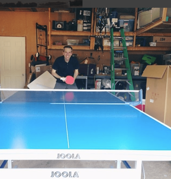 Joola Outdoor Ping Pong Table