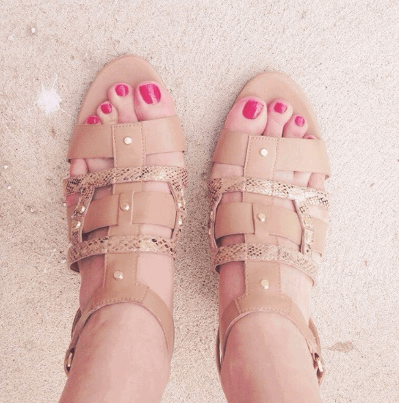 Hania Sandals from Naturalizer