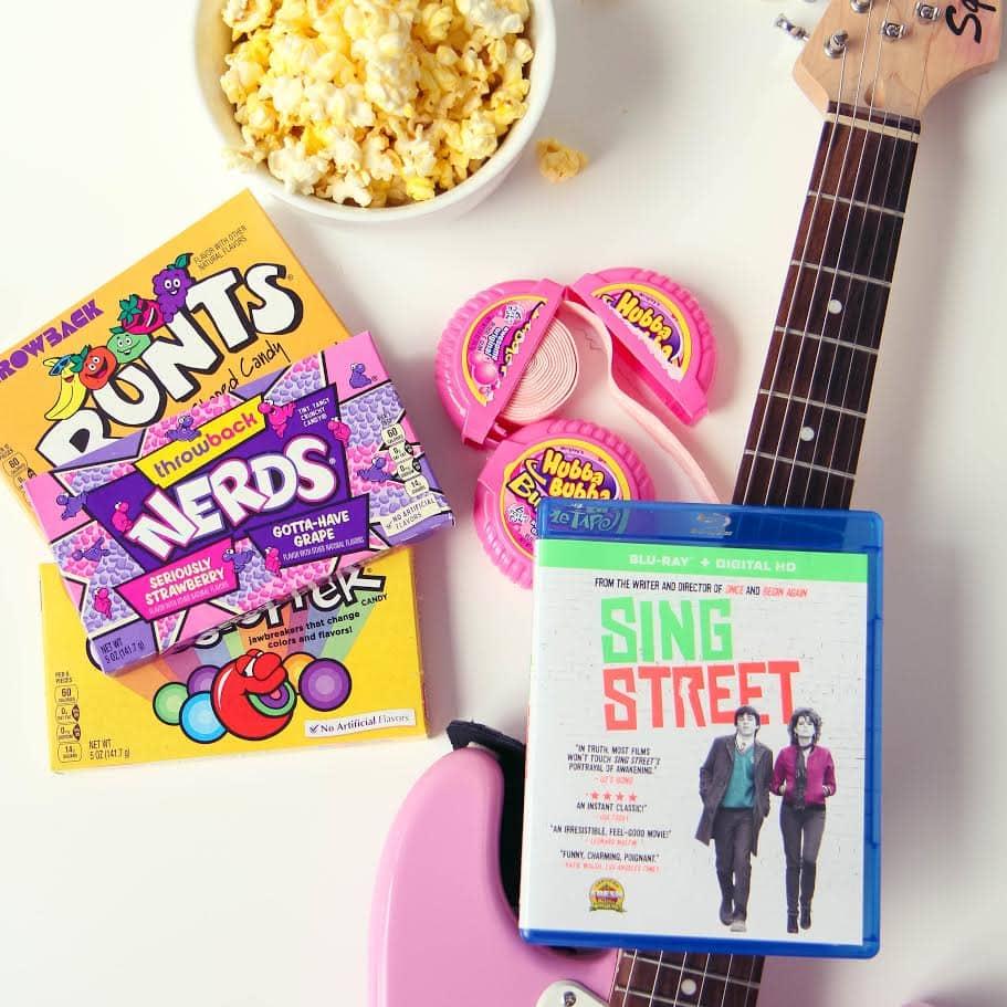 Sing Street DVD