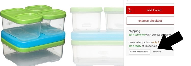Rubbermaid Sandwich Kits