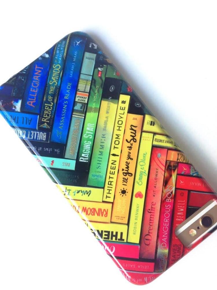 Bookish iPhone Case