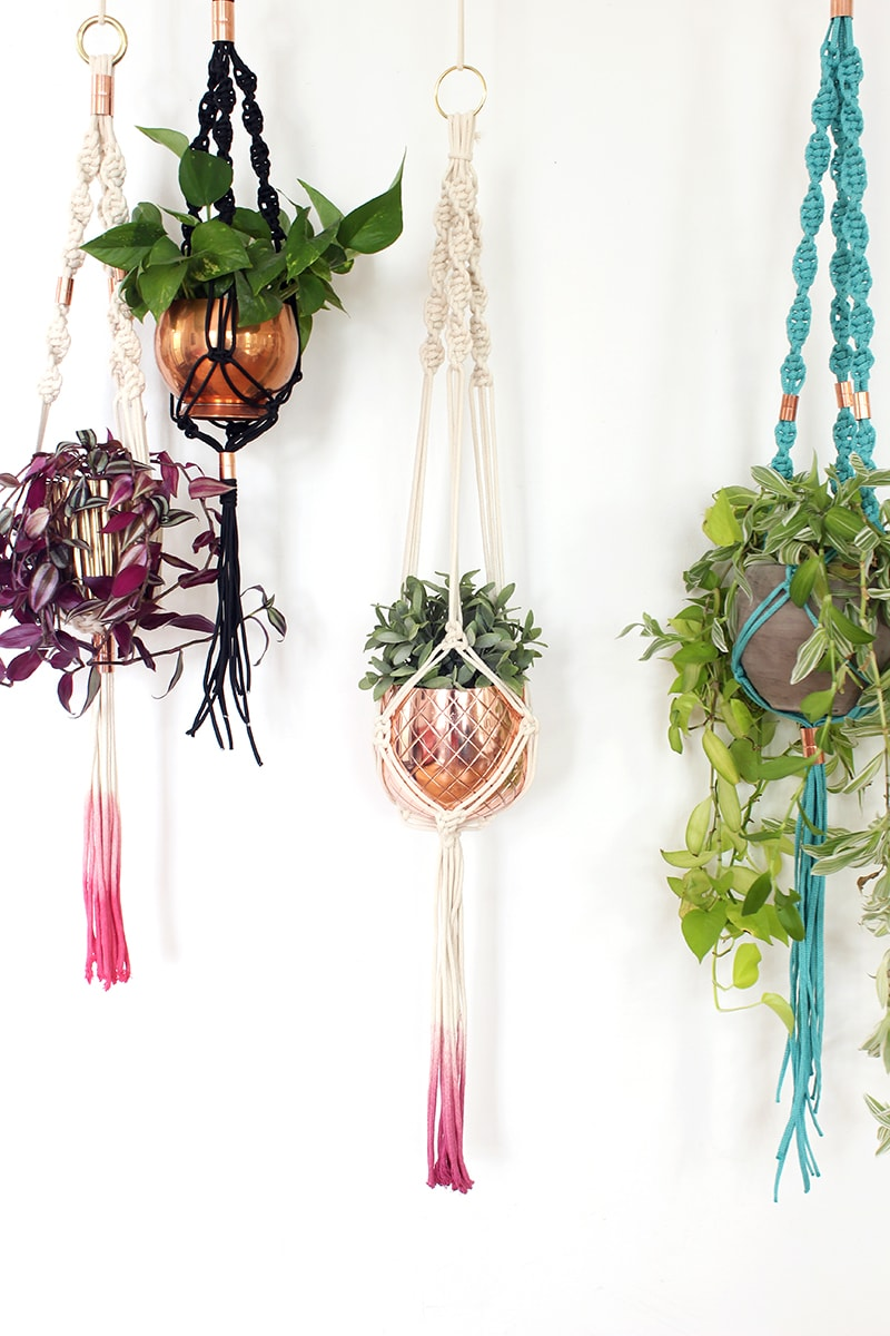 macrame plant hangers diy s notebook 171 momadvice 5660