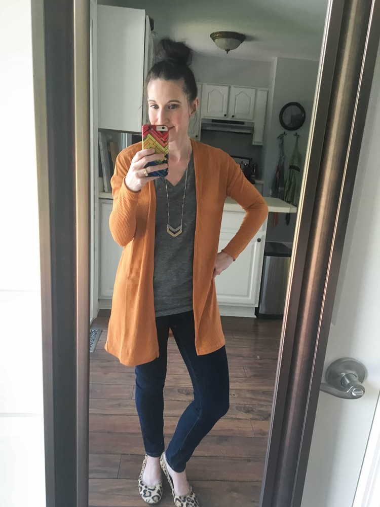 Perfect Mustard Cardigan & Styling Ideas