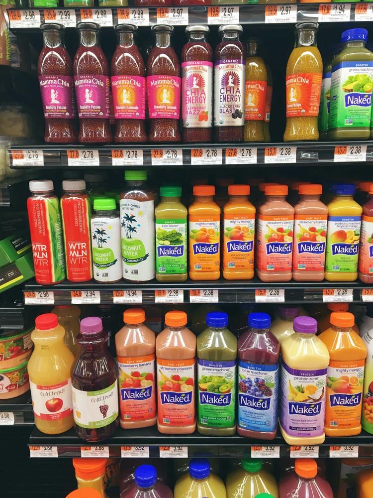 Mamma Chia at Walmart