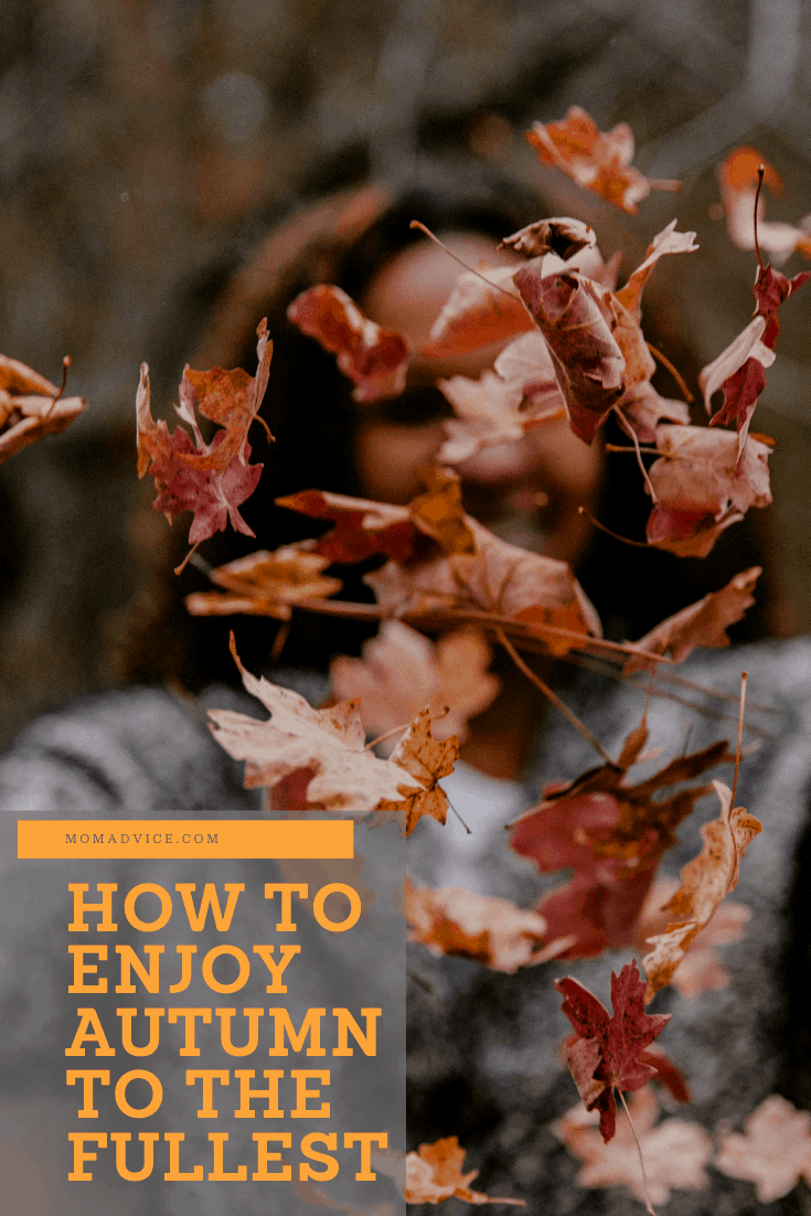 How to Enjoy Autumn from MomAdvice.com