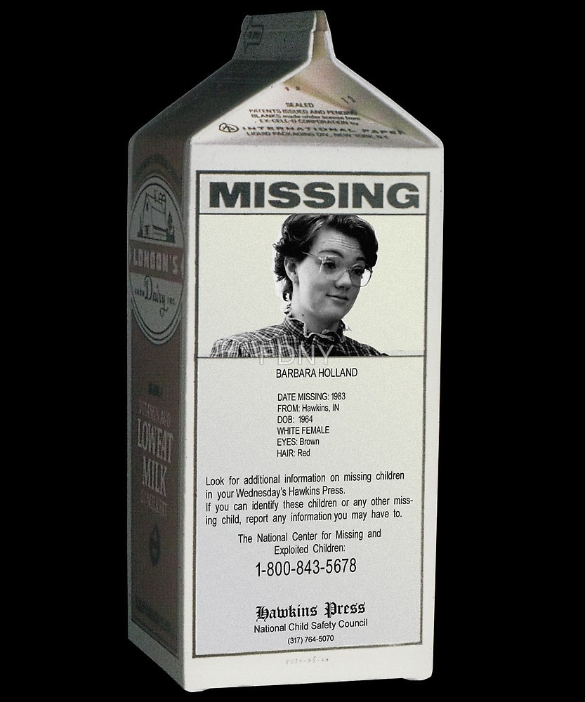 Barb Missing