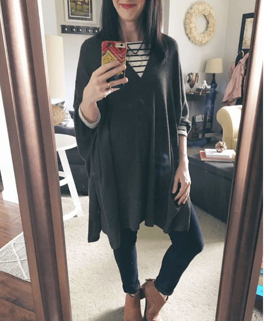 Fall 2016 Capsule Wardrobe Outfit
