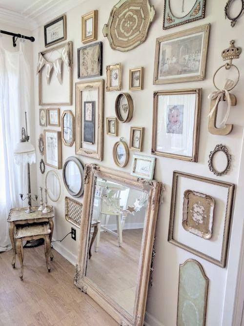 Inspiring Gallery Wall