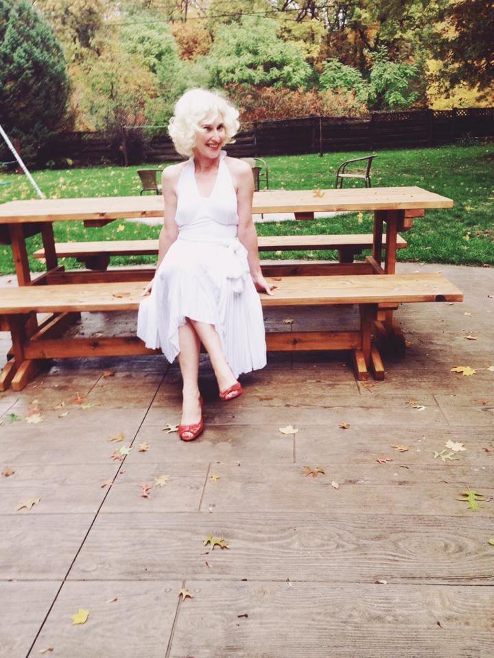Marilyn Monroe Costume