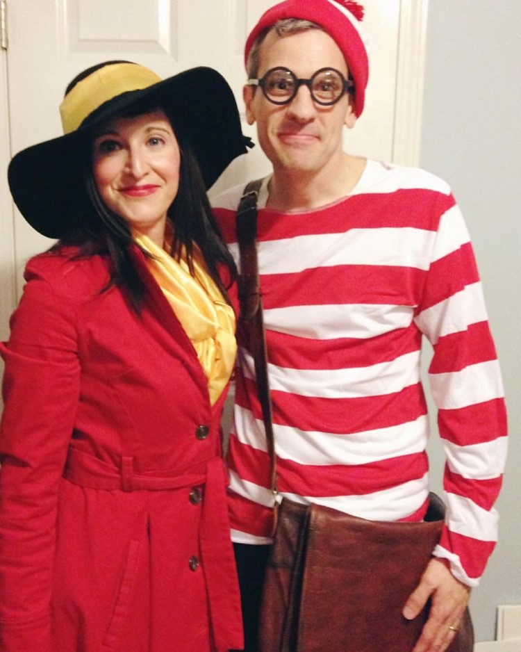Where's Waldo & Carmen San Diego
