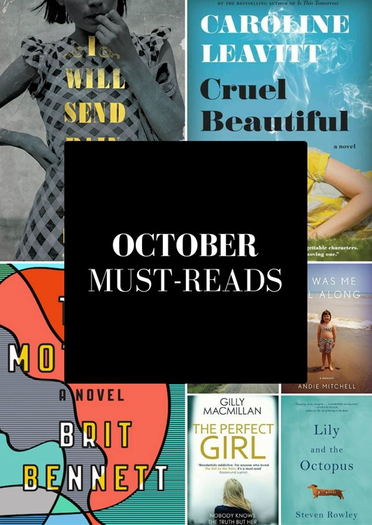 October 2016 Must-Reads