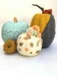 yarn-pumpkins