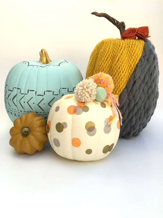 Yarn Pumpkin Inspiration