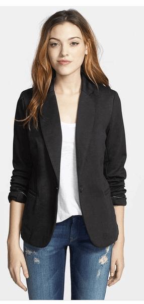 Perfect Knit Blazer