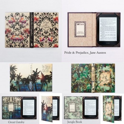 Custom Kindle Book Covers