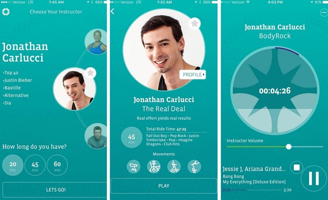 CycleCast App
