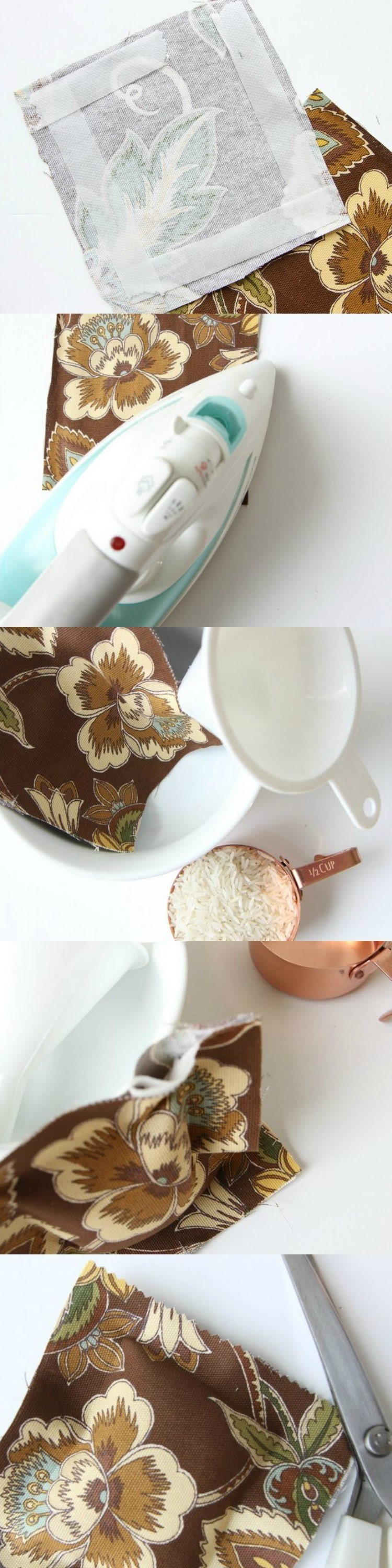 DIY No-Sew Hand Warmers Tutorial from MomAdvice.com