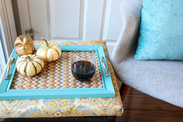 Diy Ottoman Serving Tray Momadvice