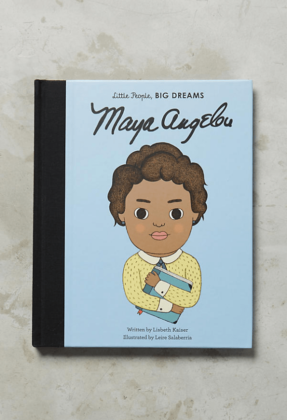 Little People Big Dreams Book