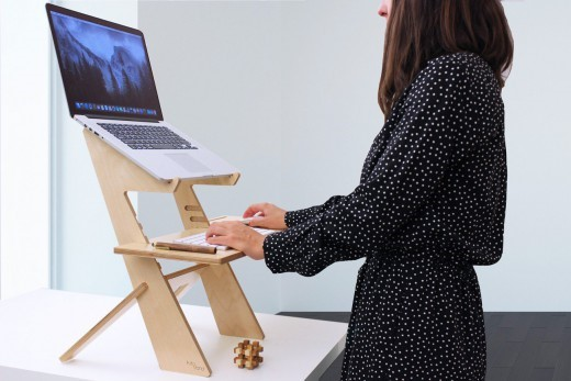 Standing Laptop Desk
