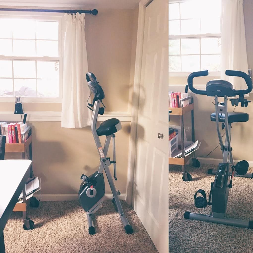Exerpuetic Magnetic Stationary Bike