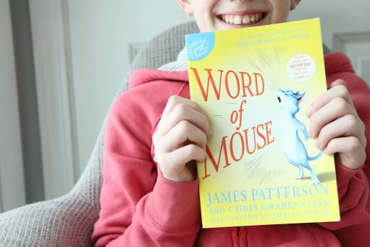 Word of Mouse (BOOK GIVEAWAY With a $50 Visa Gift Card!!)