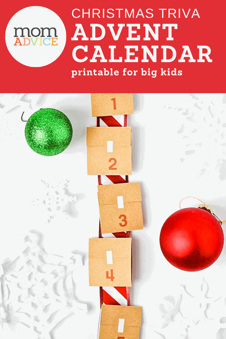 Best Advent Calendars For Kids from MomAdvice.com