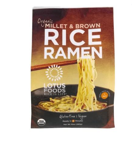 Lotus Foods Gluten-Free Ramen Noodles