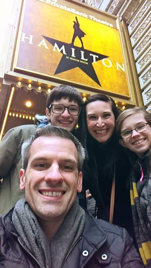 Hamilton Chicago Family Review