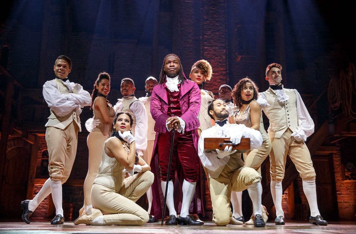 Hamilton Chicago Cast