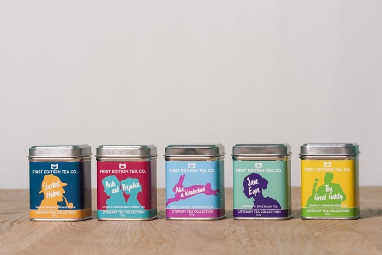 Literary Tea Collection