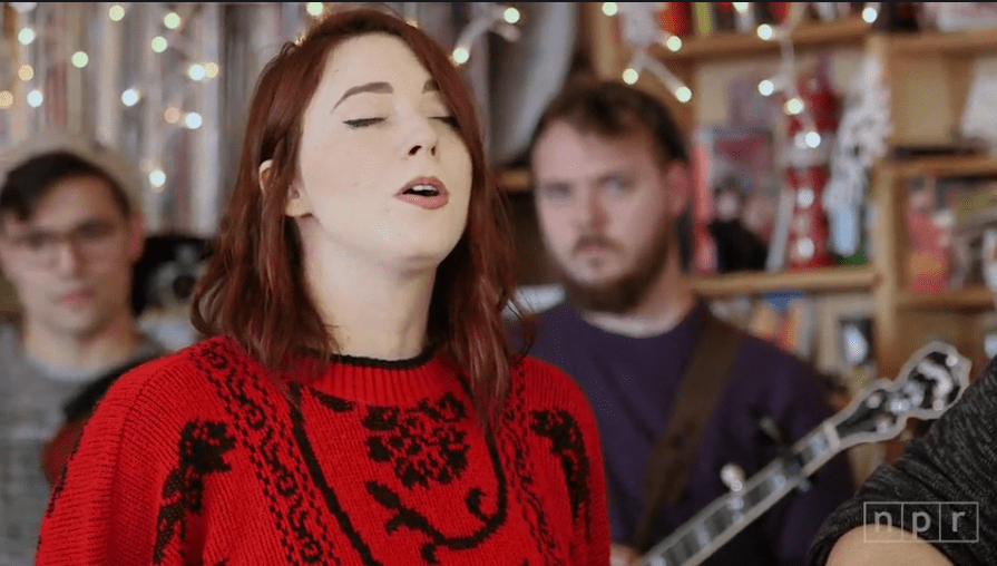 Oh Hellos Holiday Tiny Desk Concert